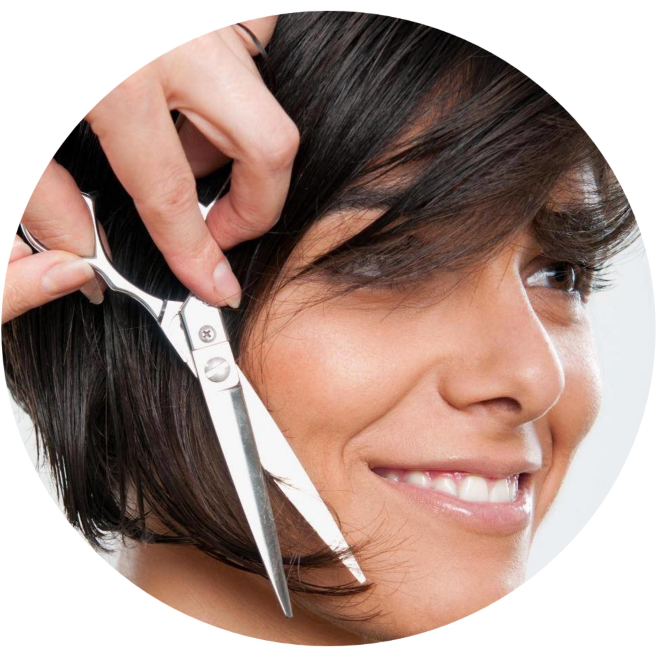 Стрижка женская,средние волосы