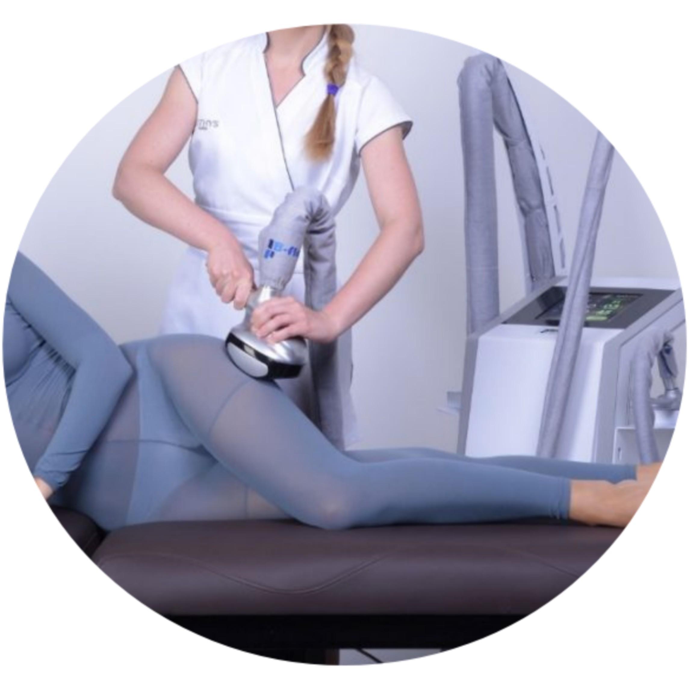 Вакуумно-роликовый массаж: сеанс 20 минут