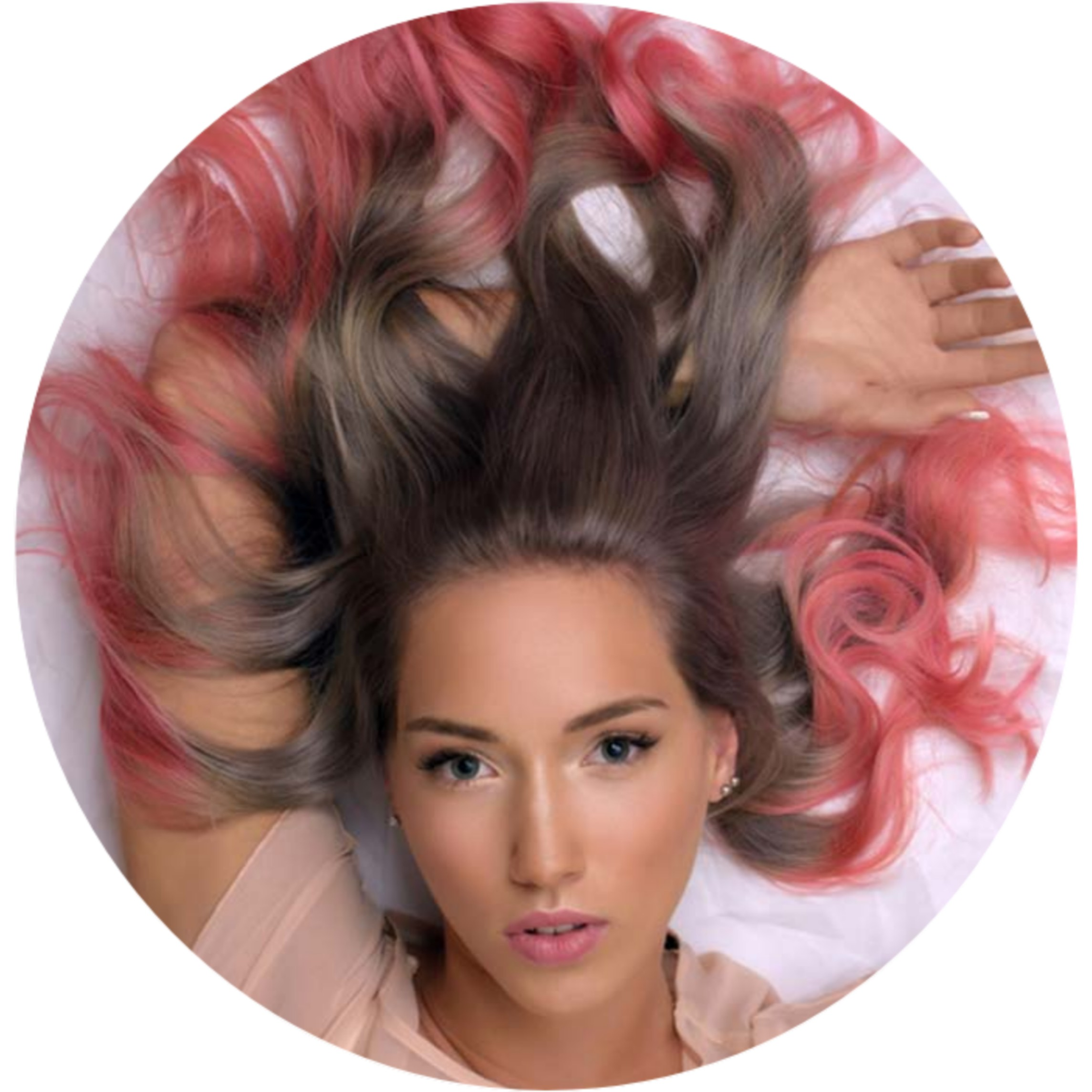 Сложное окрашивание волос краской IGORA ABSOLUTES